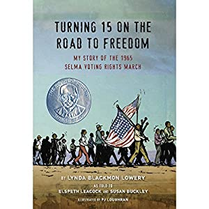 Turning 15 on the Road to Freedom Audiobook