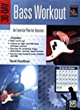 30-Day Bass Workout, David Overthrow, 0739038362