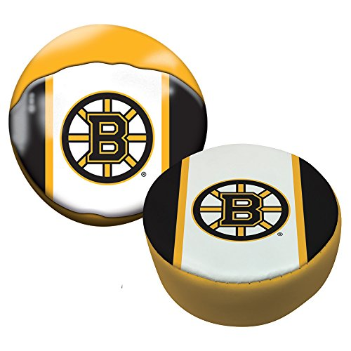 - Franklin Sports NHL Boston Bruins Soft Sport Ball & Puck Set