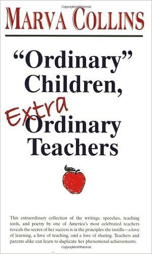 Ordinary Children, Extraordinary Teachers
