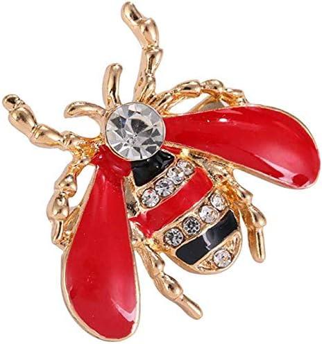 Aimljr-ブローチノベルティブローチ女性のブローチピンの女性の蝶ブローチピンスーツコートドレスセータークリップファッションジュエリー服装飾、ベストギフト ブローチ 高級感 レディース