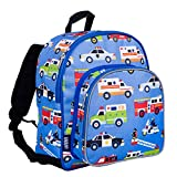 Wildkin 12 Inch Backpack, Heroes