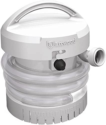 ATTWOOD WATER BUSTER PORTABLE PUMP 200 GPH