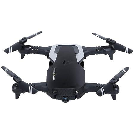 Amyove Drone Quadcopters Drone RC Plegable Drone 2.4 G 4 CH 360 ...