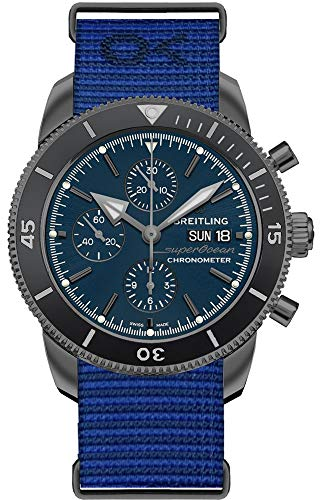 Breitling Superocean Heritage II Chronograph 44 Men's Watch M133132A1C1W1