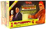 Tristar TNA Wrestling 2010 New Era Trading Cards Value Box Special Hulk Hogan Bonus Card
