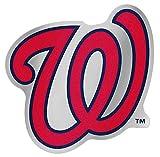 Washington Nationals MLB W Auto Badge Decal