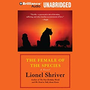 Female of the Species Audiobook