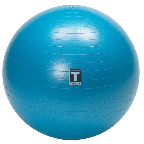 Body Solid Tools BSTSB75 75cm Exercise Ball (Blue) price