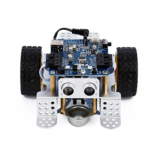 Excellent DIY mBot V1.1 Educational Robot Kit Smart Car for Kids, Robot Toy designed for education(2.4G Version) Dreamyth (A) by Dreamyth
