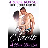 Collection: New Adult 4 Book Box Set: Short Stories