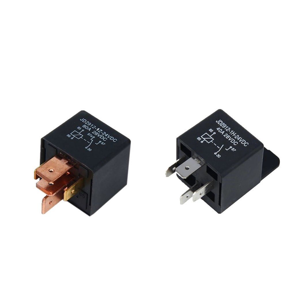 Dpdt Relay Normally Open