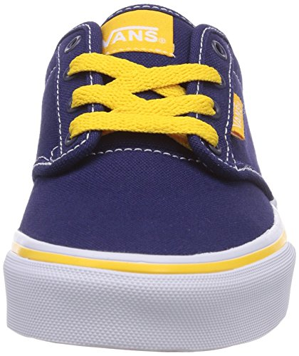 SUEDE Y Varsity Vans Fp7 Blau Unisex PACIFIC bambino Sneaker ATWOOD Blue wPqq5tFB
