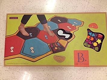 B. Mat-A-Matics (Musical Mat) by B. Toys: Amazon.es: Juguetes y juegos