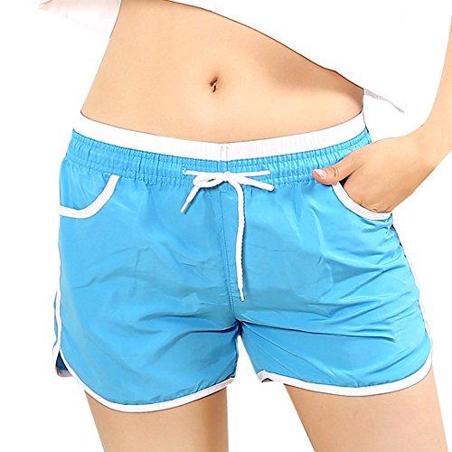 Donna XL Pantaloncini Yalatan Blau XL Blau Pantaloncini Yalatan Pantaloncini Donna Blau Donna Yalatan 1dttUq