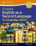 English as a second language for Cambridge IGCSE. Student's book. Con espansone online. Per le Scuole superiori