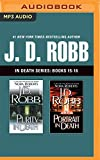 J. D. Robb - In Death Series: Books 15-16: Purity In Death, Portrait in Death