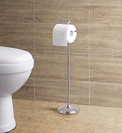 Amazoncom Sunnypoint Bathroom Free Standing Toilet Tissue Paper