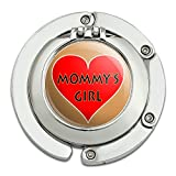 Mommy's Girl Love Red Heart Foldable Table...