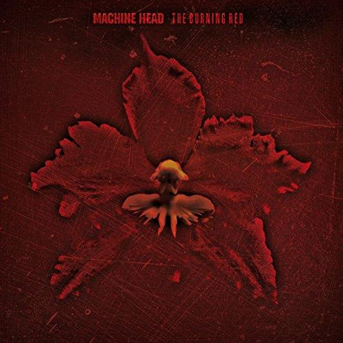 CD : Machine Head - Burning Red (CD)