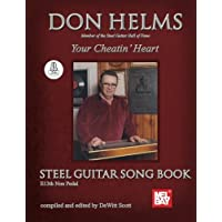 Don Helms - Your Cheatin' Heart Steel Guitar Song Book (Book+Online Audio