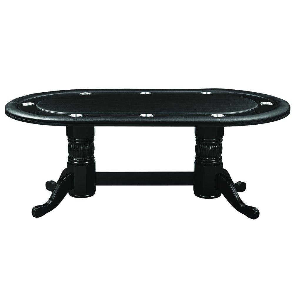 84'' Multi Game Table Finish: Black