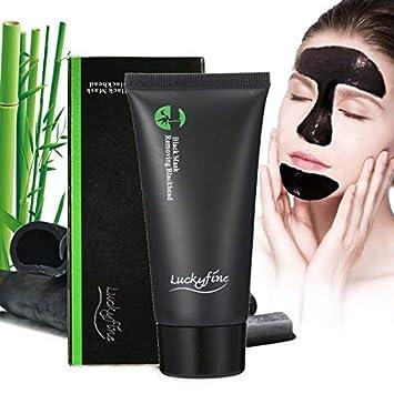 Gesichtsmaske Luckyfine Whitening Entfernen Poren Pickel Mitesser