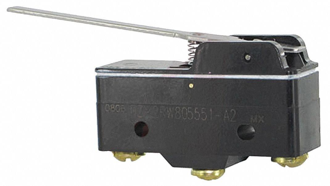 HONEYWELL BZ-2RW805551-A2 SWITCH 5930-01-249-9394