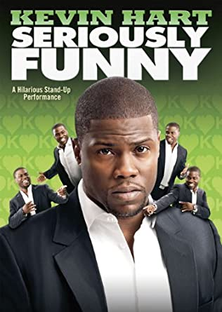 Amazon com: Kevin Hart - Seriously Funny: Kevin Hart