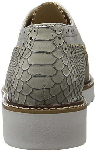 906959, Zapatos de Cordones Derby para Mujer, Gris (Grey), 39 EU La Strada