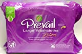 Prevail large adult washcloths refill 96 count by Prevail
