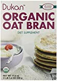 Dukan Diet Organic Oat Bran -- 17.6 oz by Dukan Diet