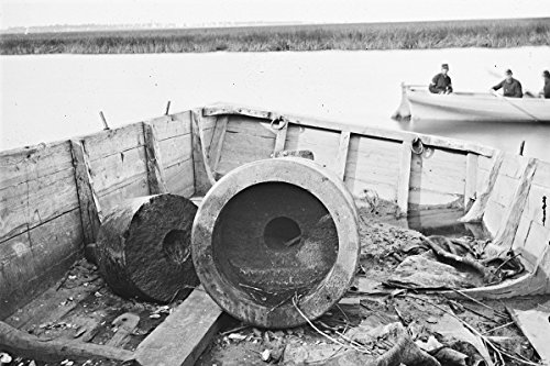 New 4x6 Civil War Photo: Remains of Fort Sumter Famous
