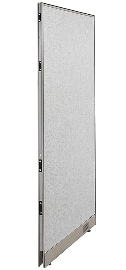 GOF Office Partition Custom Built Workstation Wall Office Divider (30w X  72h)