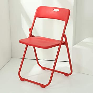 Silla Plegable de plástico, Silla de jardín, sillón Plegable ...