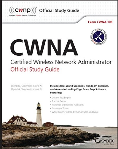 Cwna:Cert.Wireless Network Admin.