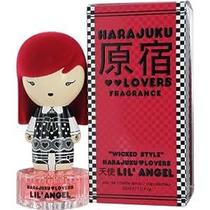 Harajuku Lovers Lil 39 Angel Wicked Style Eau De