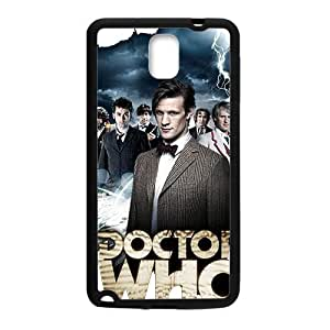 DAZHAHUI Doctor Who Phone Case for Samsung Galaxy Note3