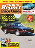 Old Cars Price Guide [Print + Kindle]: more info