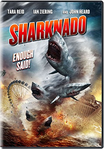 DVD : Sharknado (DVD)