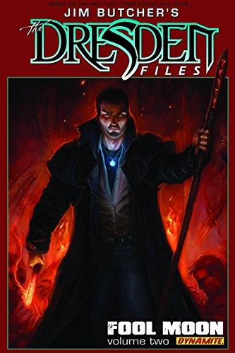 Jim Butcher's The Dresden Files: Fool Moon Volume 2