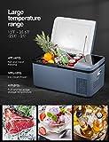 Portable Refrigerator 19 Quart 12 Volt Fridge