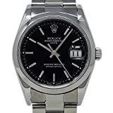 Rolex Date Swiss-Automatic Male Watch 15200 (Certified Pre-Owned)