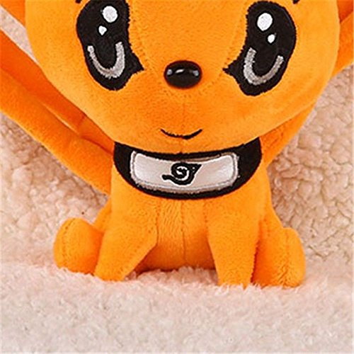 Amazon.com: DASARA Anime Naruto Uzumaki Kyuubi Kurama Nine-Tales Fox Demon 10