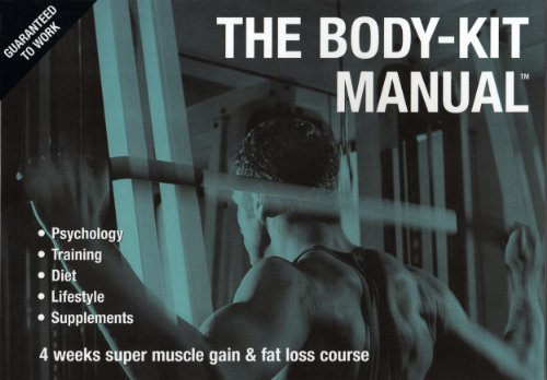 The Body- Kit Manual (Anabolic Kit)