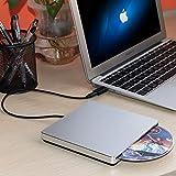 External DVD Drive USB 3.0/Type-C Slim Slot-in