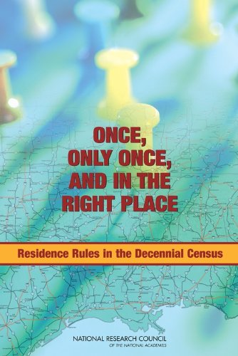 Once, Only Once, and in the Right Place: Residence Rules in the Decennial Census