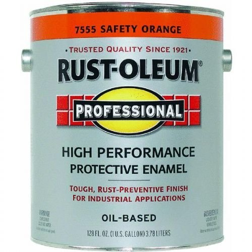 RUST-OLEUM 245477 VOC 7400 Safety Orange
