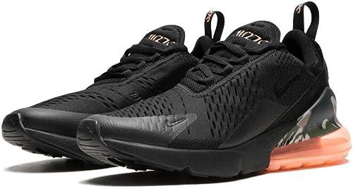 Amazon.com: NIKE Air Max 270 Camo Heel Mens Sneakers Size 14 ...