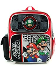 Small Backpack - Nintendo - Super Mario - Power Players 12